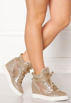 UMA PARKER Diego Shoes Gold Bubbleroom.se