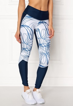 Under Armour Armour Fly Printed Tight Academy Bubbleroom.se