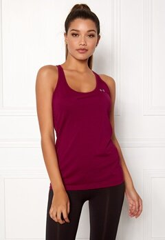 Under Armour Armour Racer Tank Black Currant Bubbleroom.fi