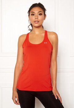Under Armour Armour Racer Tank Radio Red Bubbleroom.se