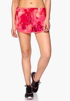 Under Armour Printed Tech Shorts 684 Pink Shock Bubbleroom.fi