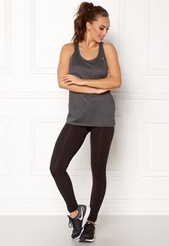 Under Armour Tech Tank Carbon Heather Bubbleroom.eu