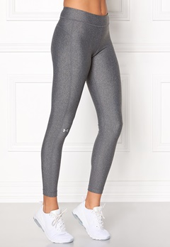 Under Armour UA Armour Leggings Carbon Heather Bubbleroom.no