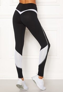 NEBBIA V-Butt Sport Tights Black Bubbleroom.se
