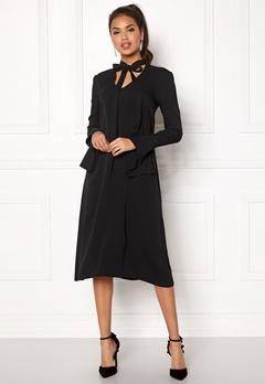 DAGMAR Valencia Dress Black Bubbleroom.se