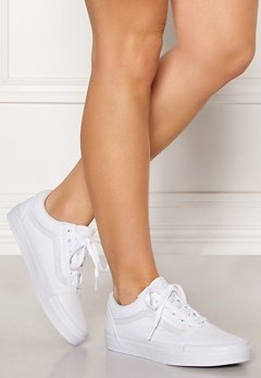 Vans Old Skool True White Bubbleroom.se