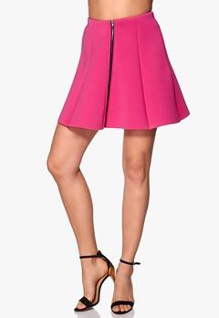 VERO MODA Aimy Short Skater Skirt Raspberry Rose Bubbleroom.fi