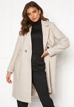VERO MODA Calarambla 3/4 Jacket Birch Detail Melange Bubbleroom.se