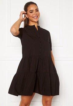 VERO MODA Delta 2/4 Dress Black Bubbleroom.se