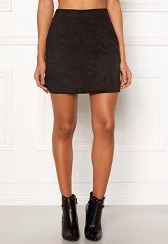 VERO MODA Donna Dina Short Skirt Black Bubbleroom.se