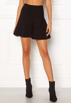 VERO MODA Fresno Short Knit Skirt Black Bubbleroom.se