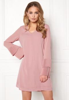 VERO MODA Jimilia L/S Dress Zephyr Bubbleroom.eu