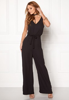 VERO MODA Joe Ancle Jumpsuit Dark Green Denim Bubbleroom.dk