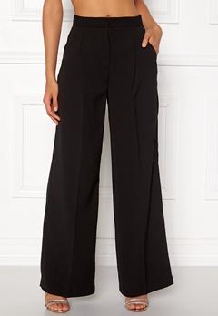 VERO MODA Lanjuli HW Wide Pants Black Bubbleroom.se
