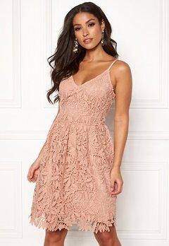 VERO MODA Luna SL Dress Misty Rose Bubbleroom.se