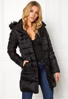 VERO MODA Marga Down Jacket Balck Beauty Bubbleroom.fi