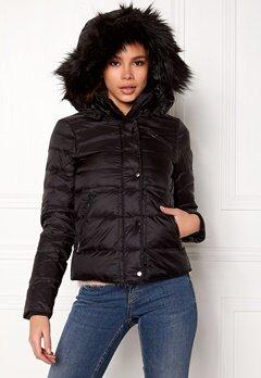 VERO MODA Marga Short Down Jacket Black Beauty Bubbleroom.se