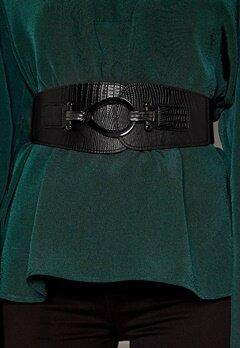 VERO MODA Myra Elastic Waist Belt Black Bubbleroom.se