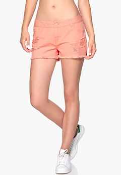 VERO MODA Paula Color Destroy Tropical Peach Bubbleroom.fi