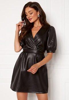 VERO MODA Paulina Short Dress Black Bubbleroom.se
