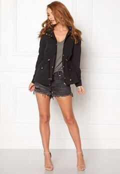 VERO MODA Pernille Parka Black Beauty Bubbleroom.no