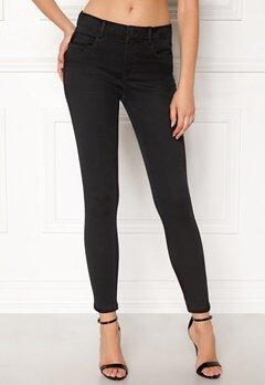 VERO MODA Seven Shape Up Jeans Black Bubbleroom.se