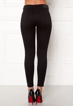VERO MODA Seven Shape Up Jeans Black Bubbleroom.fi