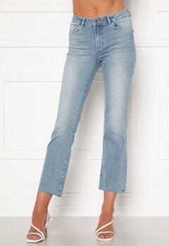 VERO MODA Sheila Kick Flare Jeans Light Blue Denim Bubbleroom.se
