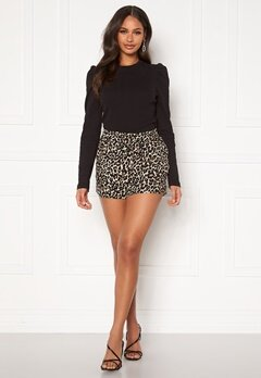 VERO MODA Simply Easy Nw Shorts Wvn Ga Oatmeal Bubbleroom.se