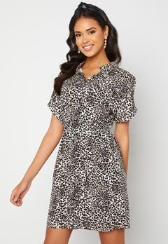 VERO MODA Simply Easy Shirt Dress Birch Bubbleroom.se