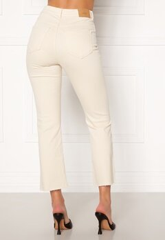VERO MODA Stella HR Kick Flare Jeans Birch Bubbleroom.se