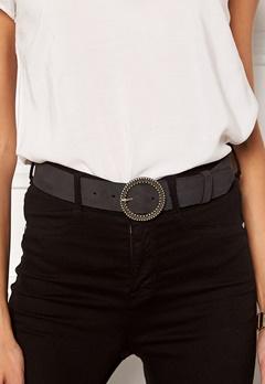 VERO MODA Trona Leather Jeans Belt Black Bubbleroom.se
