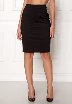 VERO MODA Victoria HW Pencil Skirt Black Bubbleroom.se