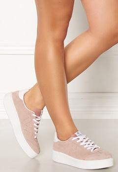 Victoria Victoria Leather Sneaker Nude Bubbleroom.se