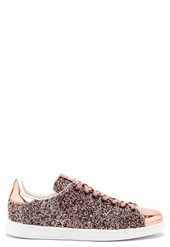 Victoria Victoria Leather Sneaker Pink Bubbleroom.no