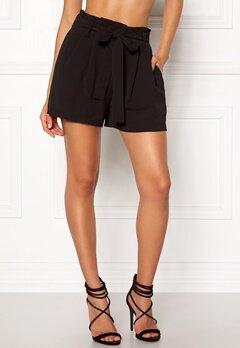 VILA Alure Shorts Black Bubbleroom.se