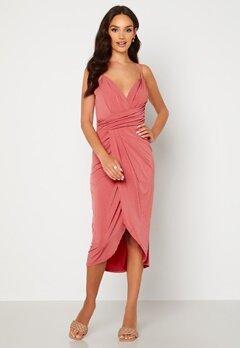 VILA Alyssum Singlet Dress Slate Rose Bubbleroom.se