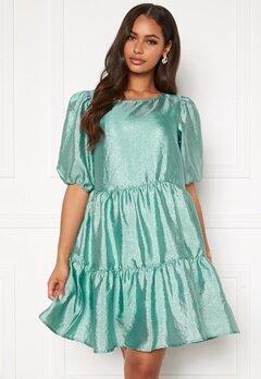 VILA Berry 2/4 Dress Cameo Green Bubbleroom.se