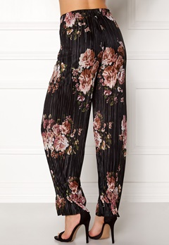 VILA Bloomia Pants Black Bubbleroom.no