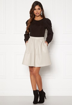 VILA Choosy HW Skirt Dove Bubbleroom.se