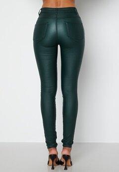 VILA Commit Coated RWSK New Pant Darkest Spruce bubbleroom.se