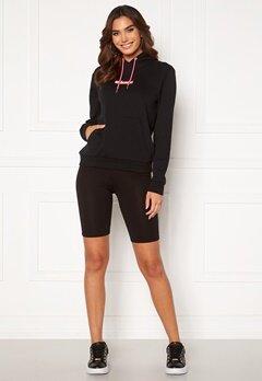 VILA Cool Solid Biker Shorts Black Bubbleroom.se