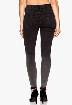 VILA Crush 5p Jeans Black Bubbleroom.fi