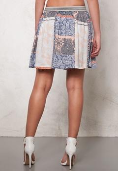 VILA Dalias Skirt Snow White Bubbleroom.fi