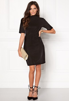 VILA Fennie Dress Black Bubbleroom.no