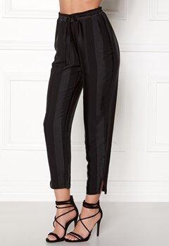 VILA Hiede 7/8 Pants Black Bubbleroom.no