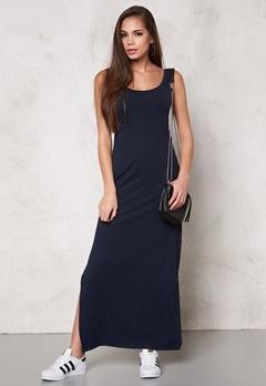 VILA Honesty New Maxi Dress Total Eclipse Bubbleroom.no