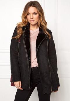 VILA Lier Jacket Black Bubbleroom.se