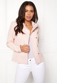 VILA Mali Short Jacket Peach Blush Bubbleroom.se
