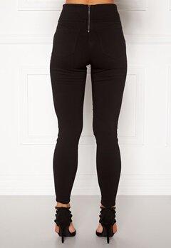 VILA Marikka HWSS 7/8 Leggings Black Bubbleroom.se